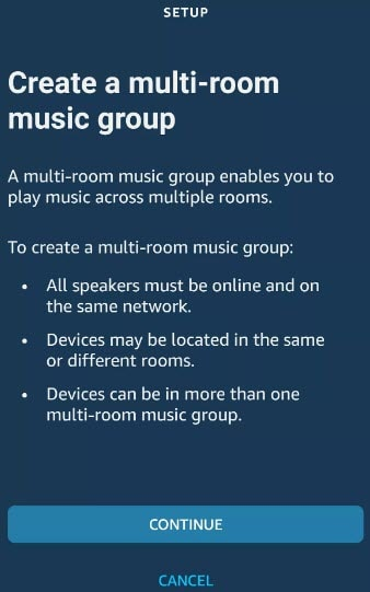 multi room music group