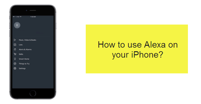 How to use Alexa on Iphone (Quick Guide