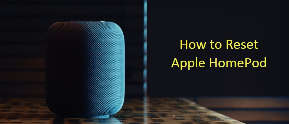 How to Reset Apple HomePod