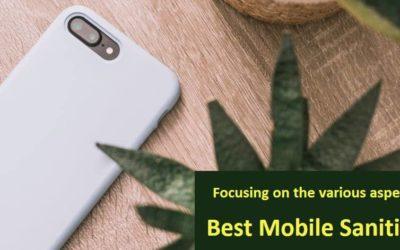 Best Mobile Sanitizer