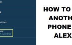 Add another phone to alexa using alexa household