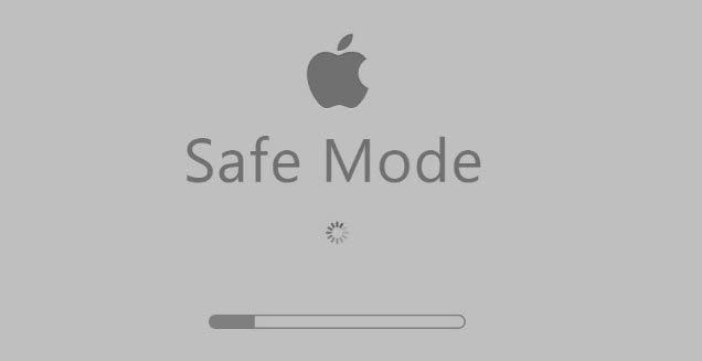 How to Boot MacOS in safe Mode